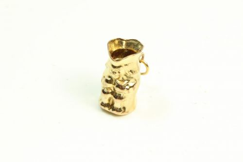 9ct Gold Charm-Toby Jug