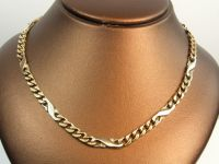 9ct Gold Fancy 16inch Neckchain