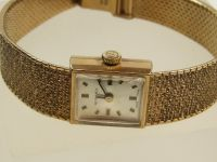 Rodania Ladies 9ct gold Wrist watch