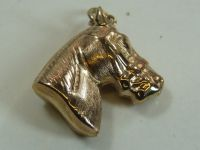 9ct Gold Charm- Tankard